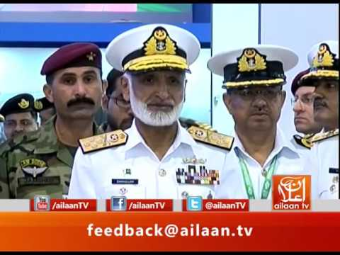 Chief of Naval Staff Admiral Muhammad Zakaullah Talk 24 November 2016 #Naval #Zakaullah #Ideas2016