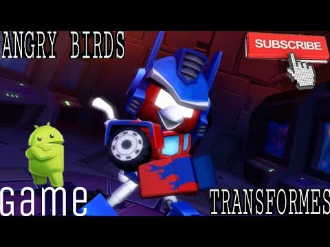 How To Download And Install Angry Birds Transformers Game For Android