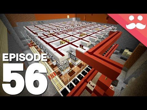 Hermitcraft 4: Episode 56 - Auto Item OVERLOAD!