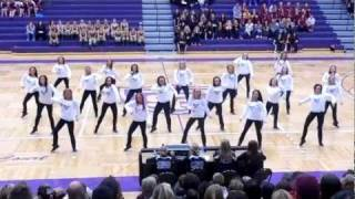 Minnesota State University, Mankato Dance Team
