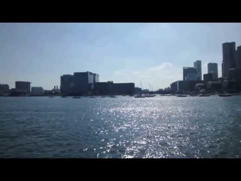 Boston Harbor - To Spectacle Island and Back