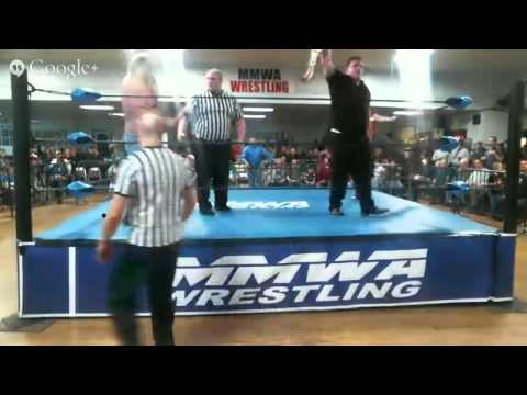 MMWA Wrestling at South Broadway Athletic Club
