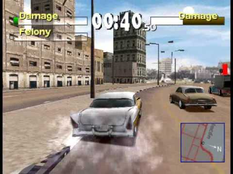 Driver 2 Walkthrough - Havana Mission 3: Stop the Truck