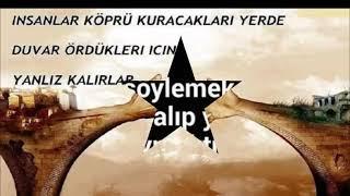 GÜCÜM YETENE KADAR REMİX ft  2018 SÖZLÜ KLİP