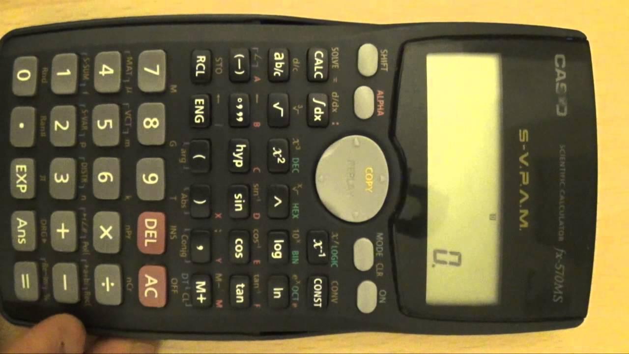 Cálculos con grados, minutos y segundos. ¿Cómo utilizar una ...