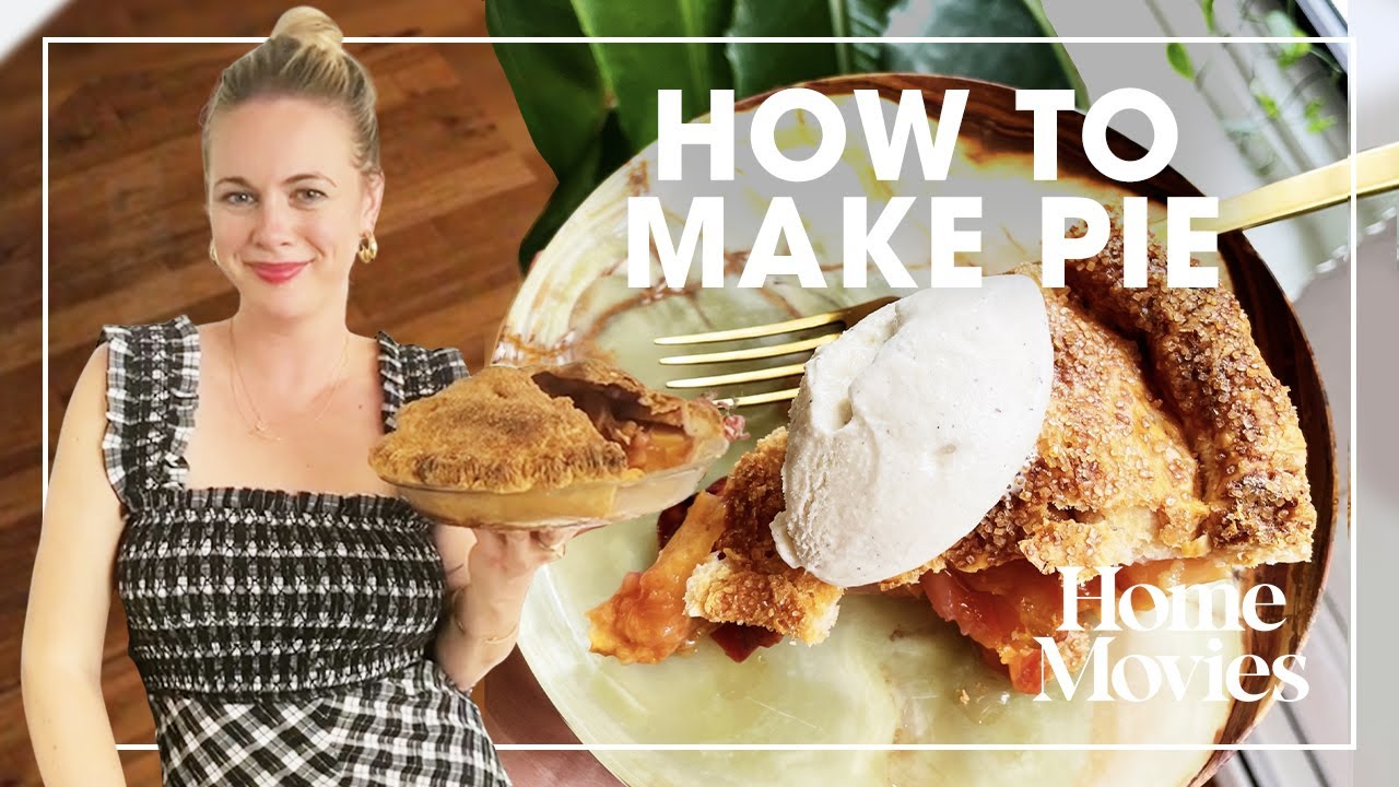 How To Make Perfect, Juicy-But-Not-Too-Juicy Pie (Pie 101)   Home Movies with Alison Roman