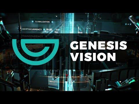 Genesis Vision - Decentralized platform for trust management.