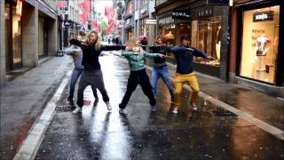 Madonna Dance Crew Gone Wild (Inspired by Dejan Tubic)
