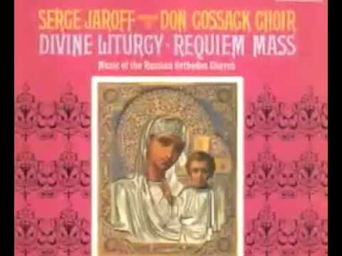 Divine Liturgy by S.Jaroff