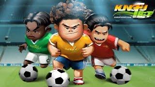 Soccer Royale: Kung fu Feet