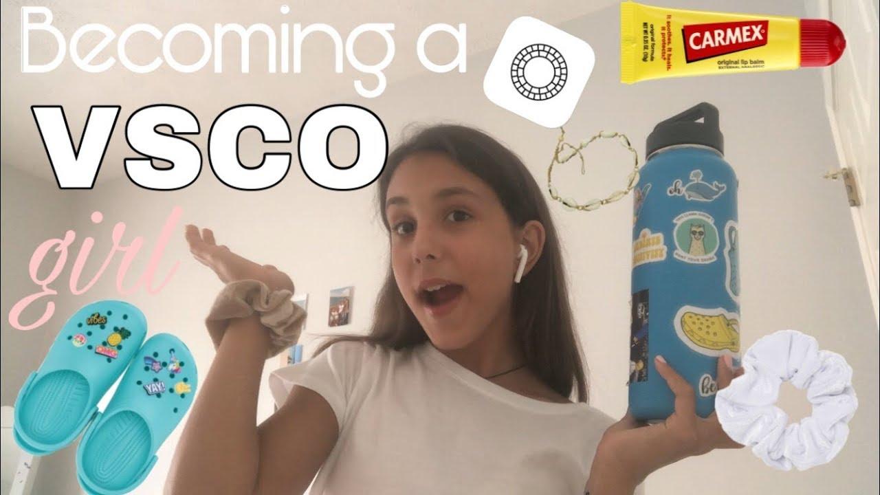 At blive en VSCO Girl In 24 Hours - Youtube-7293