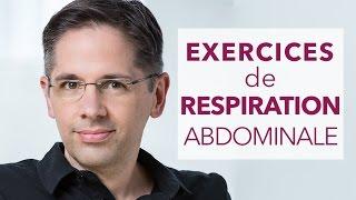 Comment bien faire la respiration abdominale