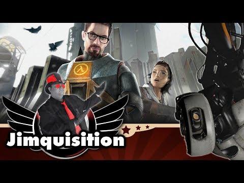Cancel Half-Life 3 (The Jimquisition)