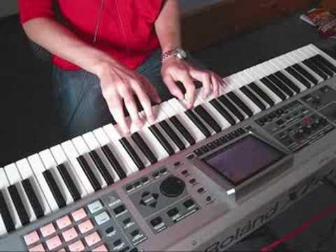 Van Halen - Jump Keyboard