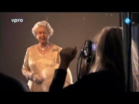Queen Elizabeth - Photoshoot by Annie Leibovitz