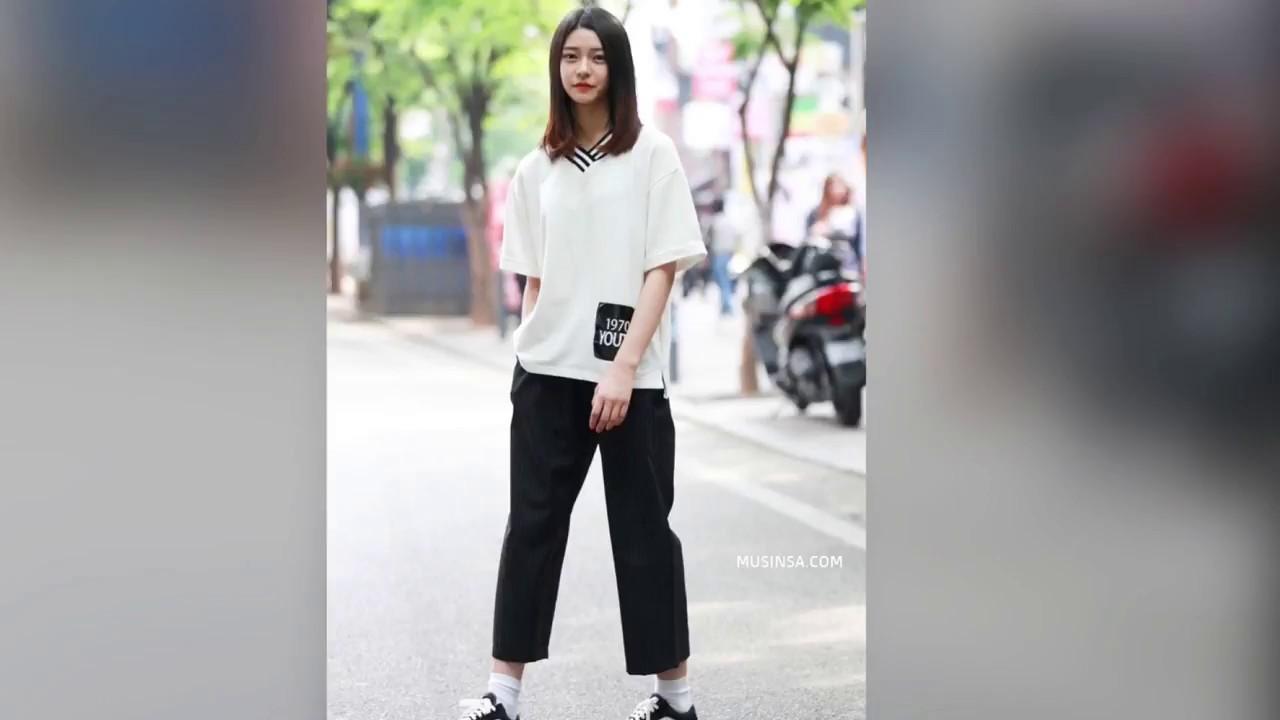 áo thun nữ 2017 mix đồ đẹp