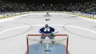 NHL 08 Shootout Online (PS3) - Maple Leafs vs Capitals
