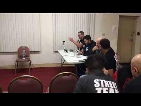 Debate: Sam Shamoun & Joe Wyrostek v/s Black Israelite -