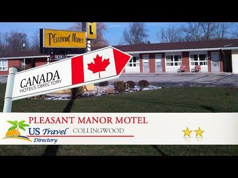 Pleasant Manor Motel - Collingwood Hotels, Canada