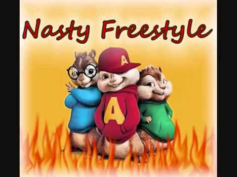 T Wayne Nasty Freestyle Chipmunks