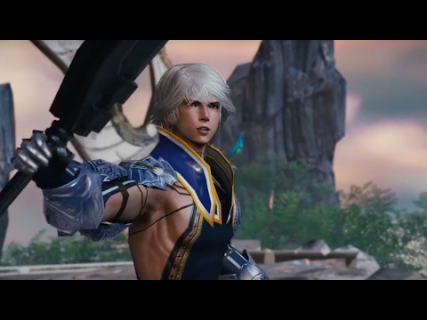 Mobius Final Fantasy Official Steam Trailer