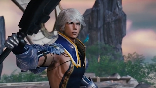 Mobius Final Fantasy Official Steam Trailer