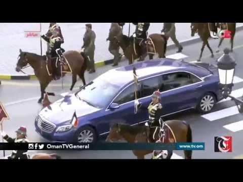 Oman welcomes Emir of Kuwait, His Highness Sheikh Sabah Al Ahmad Al Jabir Al Sabah