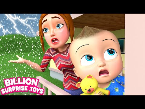 Rain Rain Go Away Songs for Children - Family Cartoon Animation Nursery Rhymes
