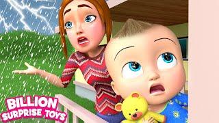 Rain Rain Go Away | BST Kids Songs & Nursery Rhymes