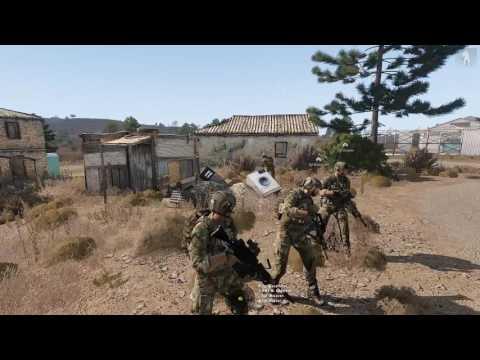 [3d MRB] MSOT 8325 - Village Defense