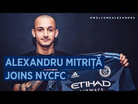 #WelcomeAlexandru | Mitriță's Story so Far