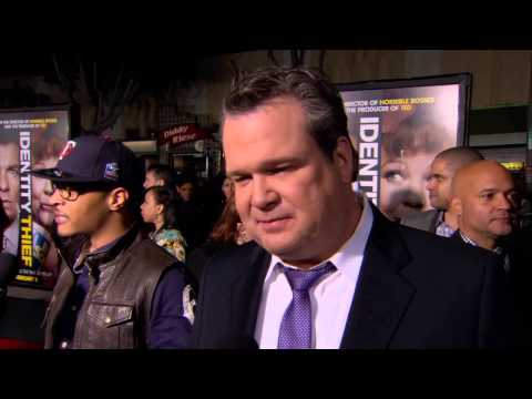 Eric Stonestreet's Official 'IdentityThief' Premiere Soundbite - Celebs.com Travel Video