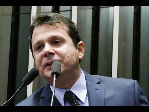Reguffe critica forma de escolha de ministros dos tribunais superiores e TCU
