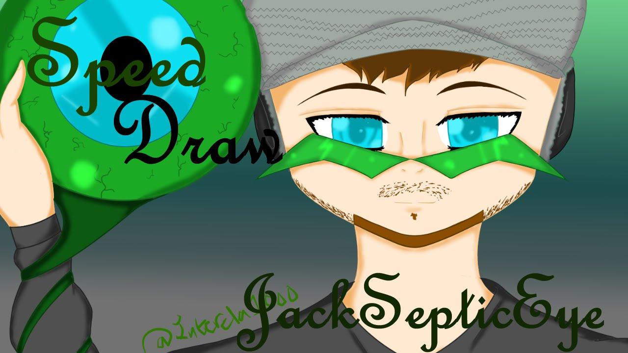 Speed Draw: Jacksepticeye