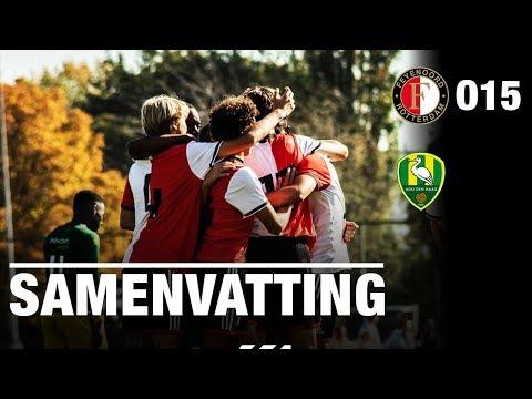 Samenvatting | Feyenoord O15 - ADO Den Haag O15
