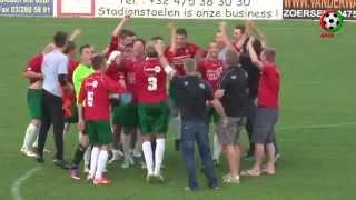 KFCE Zoersel - K Mariaburg VK