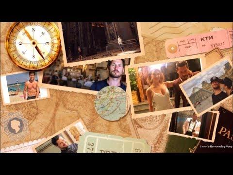 Val  - InstaDiary -  European Trip w/Jenna (06/12/17 - 06/26/17)