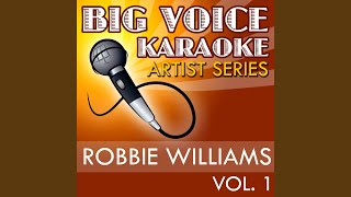 Me & My Monkey (In the Style of Robbie Williams) (Karaoke Version)