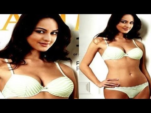 Hot Sonakshi Bikini Sinha In