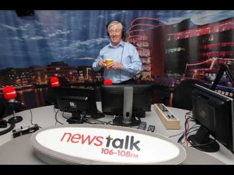 Michael Nugent discusses the Stephen Fry blasphemy investigation on Newstalk's the Pat Kenny Show