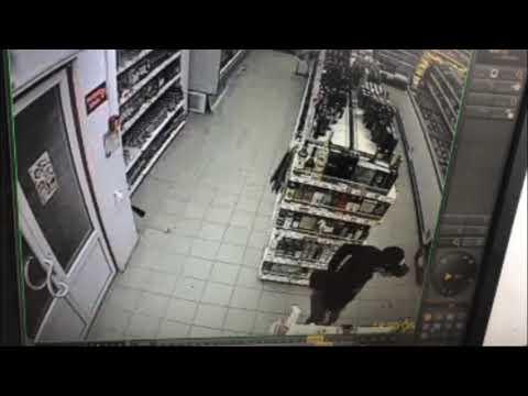 В Ясном молодой человек похитил дорогостоящий алкоголь