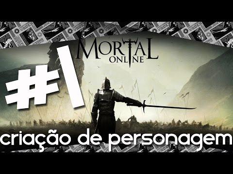 MORTAL ONLINE – #1 TUTORIAL CRIAÇÃO DE PERSONAGEM