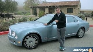 Bentley Mulsanne 2013 Videos