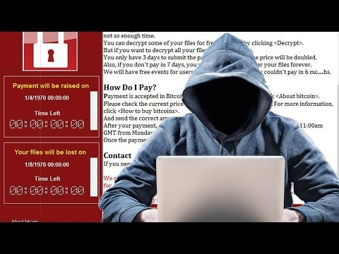 Hackers: WannaCry ransomware attack; Vehicle hacks in real life - Compilation