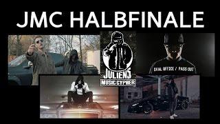JMC HALBFINALE (JOHNNY DIGGSON, GARY WASHINGTON, GRINCH HILL, DEAMON) - MEINE MEINUNG