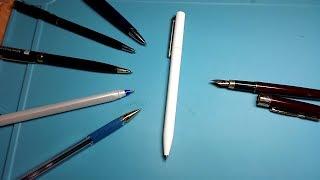 Ручка Xiaomi vs обычная.