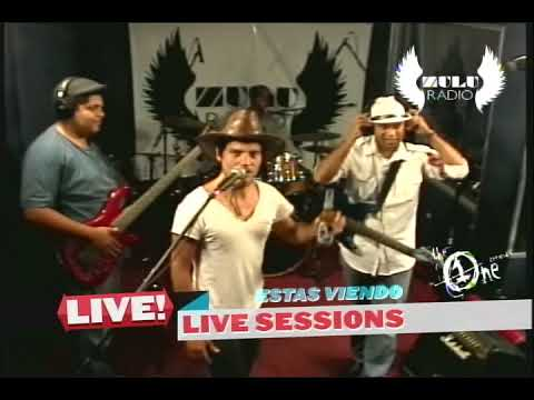 MalaPaz en Zulu Radio Live Sessions - junio 2012 (2/2)