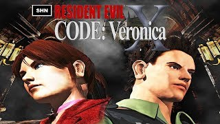 RESIDENT EVIL CODE VERONICA PS4 Full Game Walkthrough - No Commentary (RE Code Veronica Remastered)
