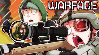 I'm Sorry For Sniping Your Lady Parts! (Warface Duos w/ Nogla)