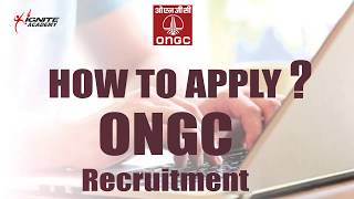 How to Apply For ONGC Recruitment-2018 & Post Preferences